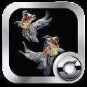 Gold Fish Solo Theme icon
