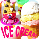Doll Ice Cream Candy and Kitchen Food Toys APK