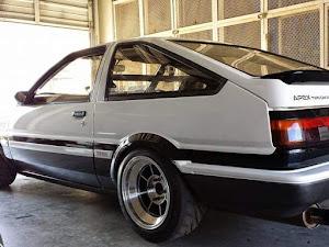 スプリンタートレノ AE86 昭和60年式GTアペックスのカスタム事例画像 みほまるさんの2019年11月03日20:36の投稿