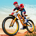 Crazy Bicycle Stunt Racing: BMX Cycle Games 2021 icon