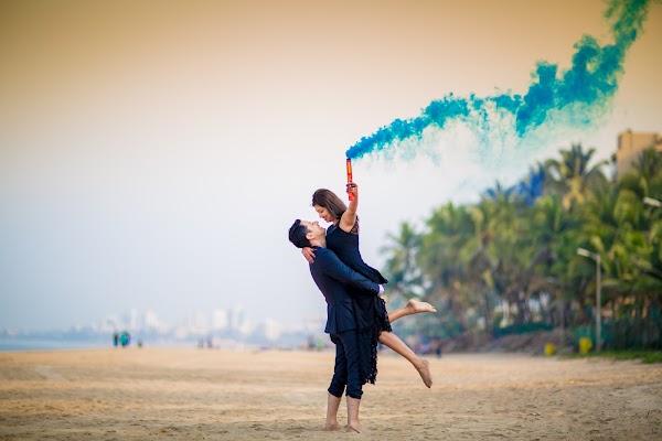 Wedding photographer Namit Narlawar (knottyaffair). Photo of 04.07.2016
