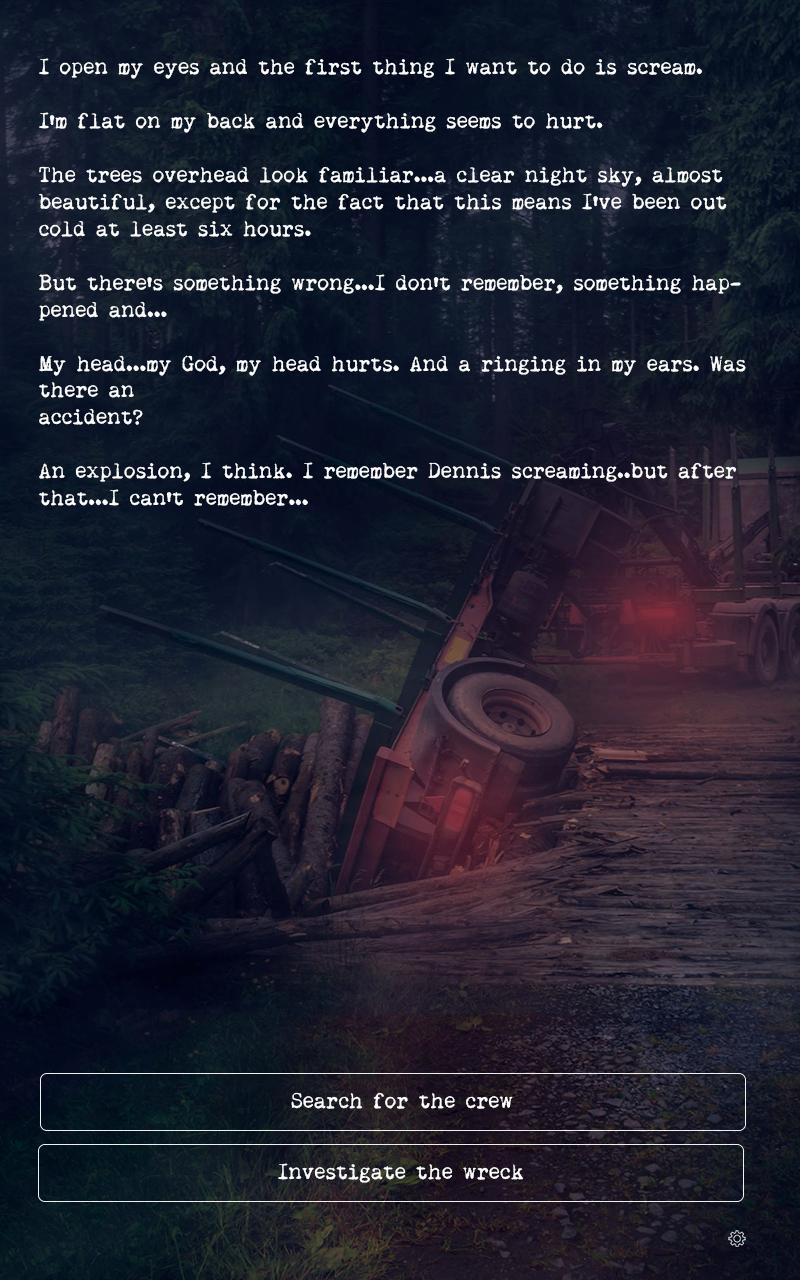 Buried: Interactive Story screenshot #6