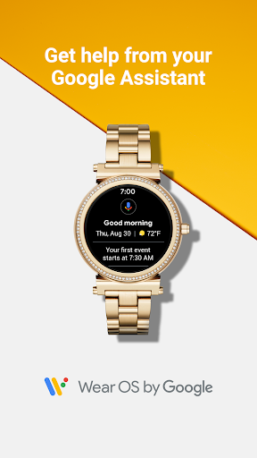 Wear OS by Google Smartwatch (was Android Wear) 2.39.0.324131225.gms Screenshots 5