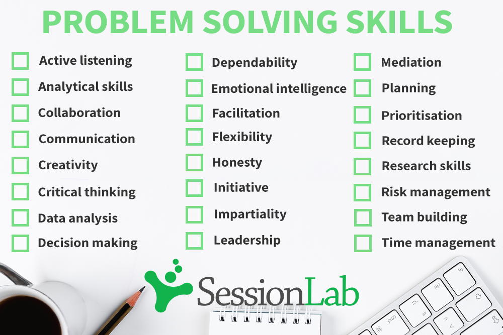 6 Best Problem Solving Skills to Adopt!