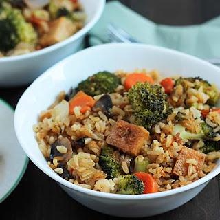 Vegan Garlic Fried Rice Recipes