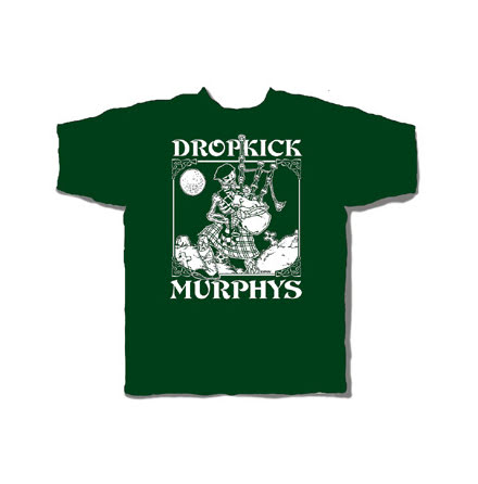 T-Shirt - Skeleton Piper