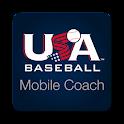 USA Baseball Mobile Coach icon