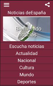 Noticias España 3.0.0
