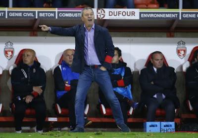 """""""La position de Mouscron? C'est la preuve que l'argent ne fait pas tout dans le football"""""""