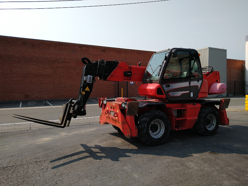 Picture of a MANITOU MRT1840 EASY