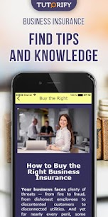 Business Insurance – Tips and Knowledge Apk  Download For Android 4