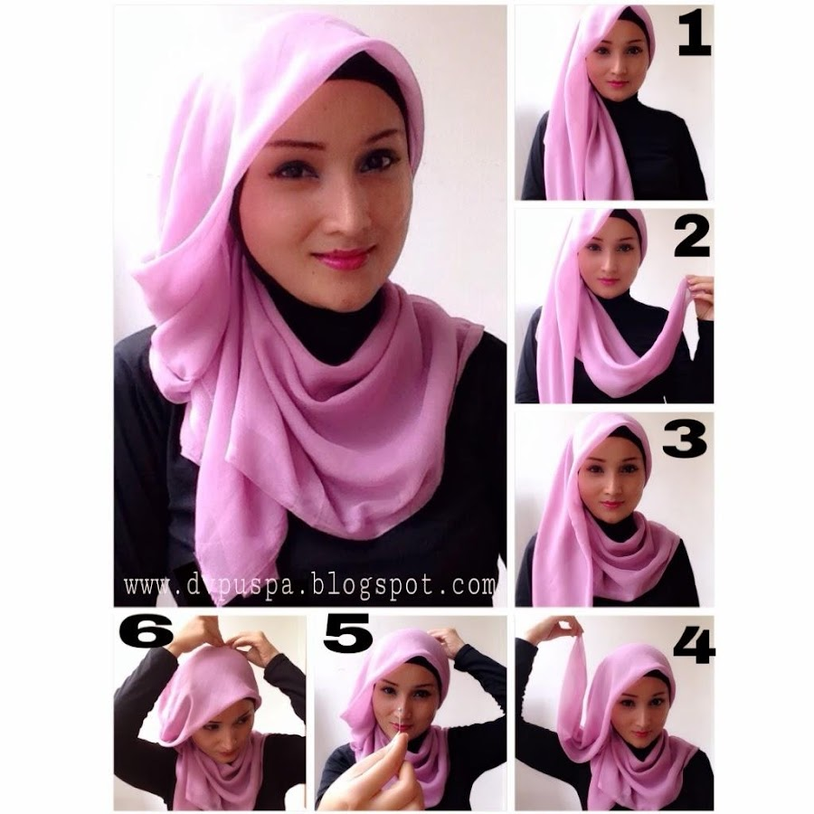 Tutorial Hijab Segi Empat Android Apps On Google Play