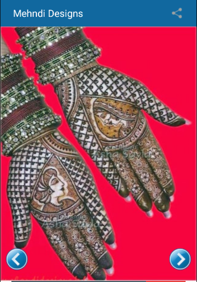 Mehndi App For Android : Mehndi designs henna android apps on google play