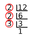 Prime Factorization icon
