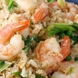 Sichuan Shrimp Fried Rice
