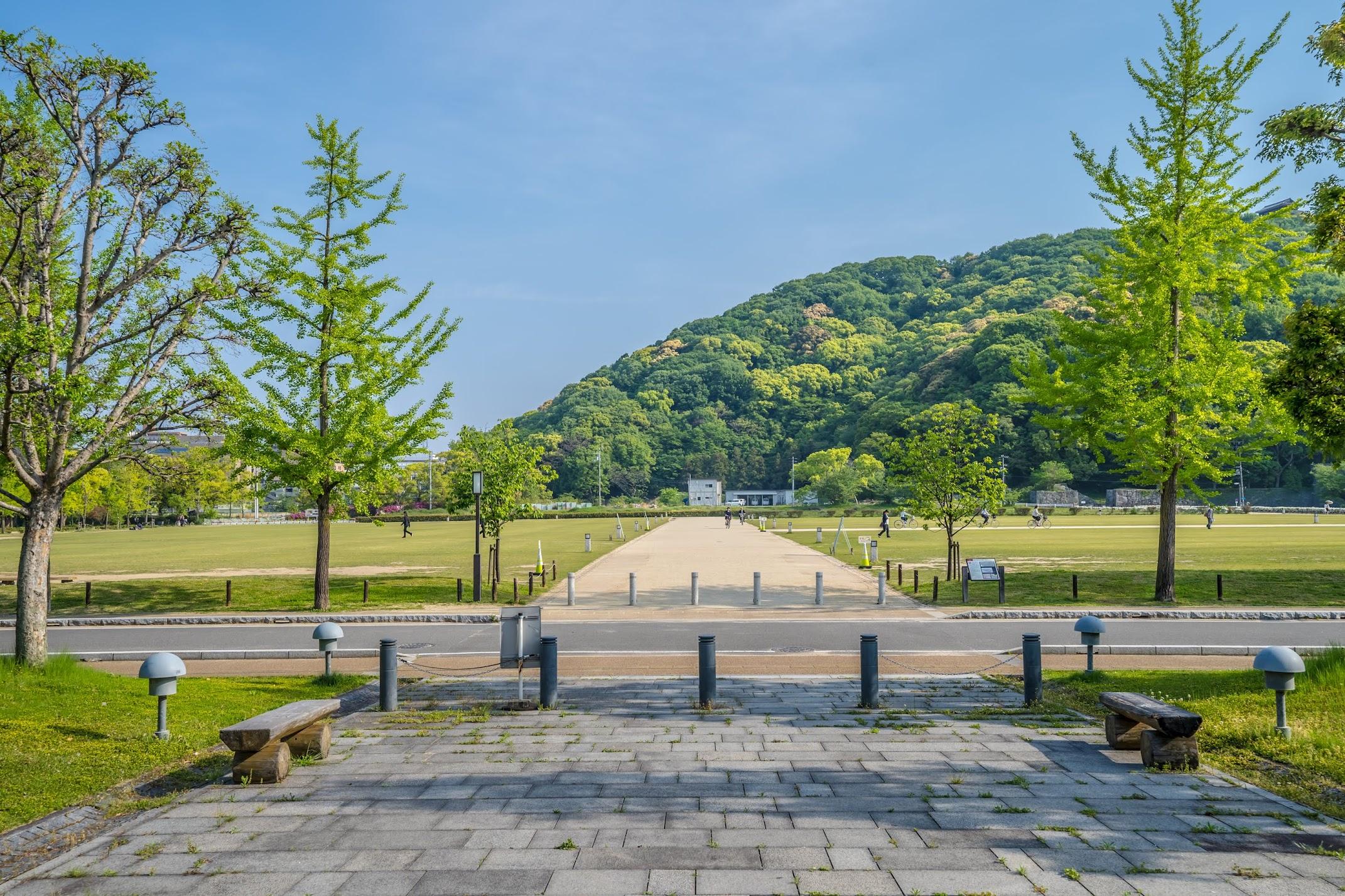 松山 城山公園1