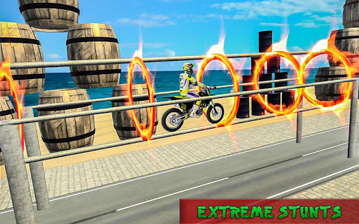 Tricky Bike Tracks 3D 1.0 screenshots 7