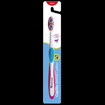Cepillo Dental Farmatodo   Confort Suave X 1Und