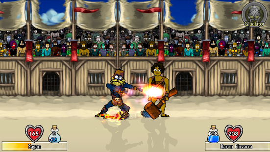 Swords and Sandals 2 Redux- screenshot thumbnail