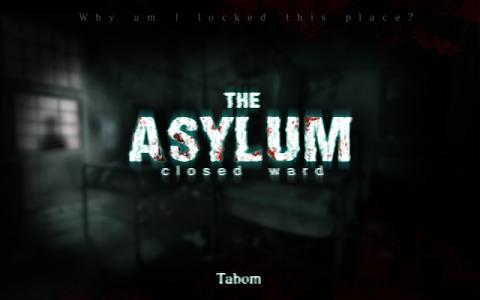 Asylum (Horror game) screenshot 0