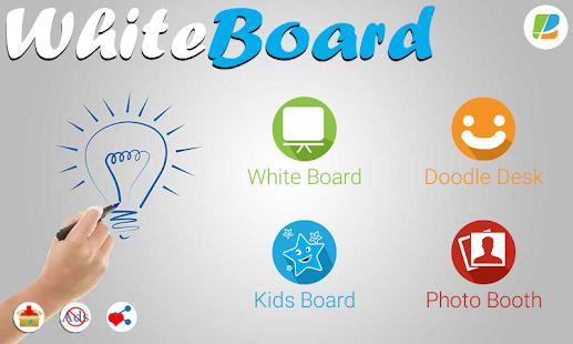 Whiteboard-Draw PaintDoodlePro - náhled