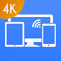 4K Screen Mirroring - Miracast for TV (PRO) icon