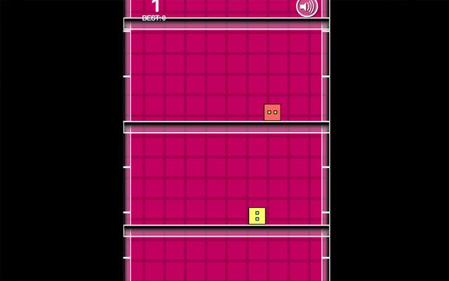 Box Jump Up Game