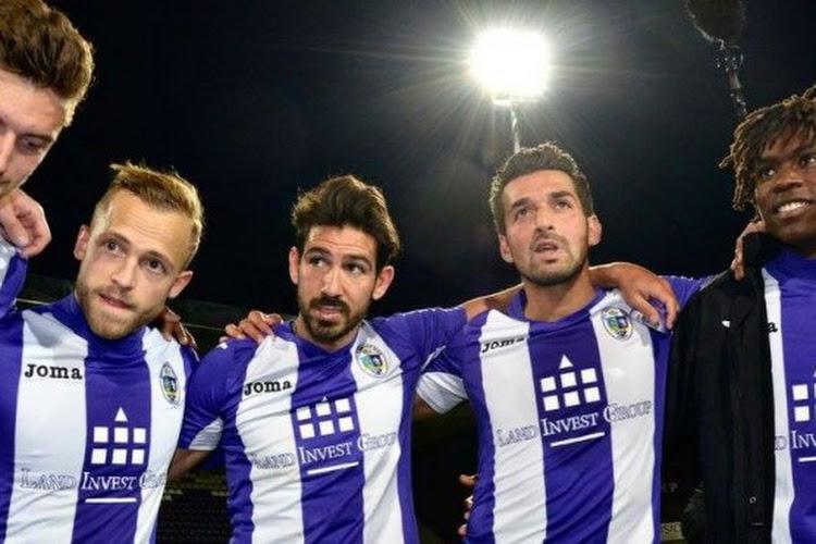 Kampioen Beerschot-Wilrijk peuzelt Dessel helemaal op in galamatch