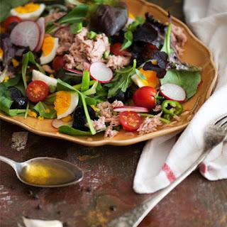 The Real Salade Niçoise