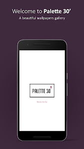 Palette 30' - HD Wallpapers screenshot 0