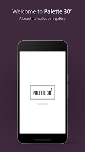 Palette 30' - HD Wallpapers- screenshot thumbnail