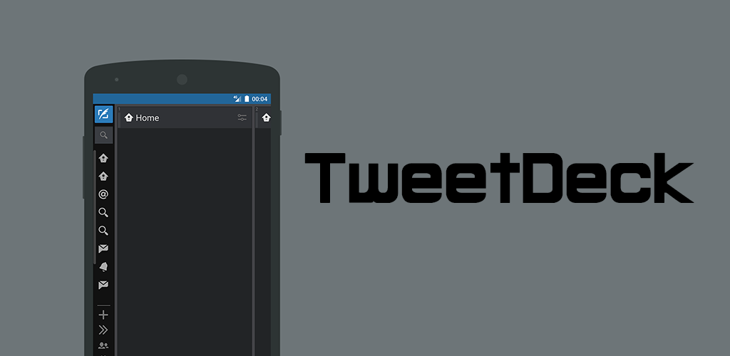 Download Unofficial TweetDeck APK latest version app for android devices