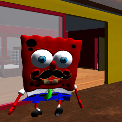 Neighbor Bob. Hello Red Sponge 3D 1.5