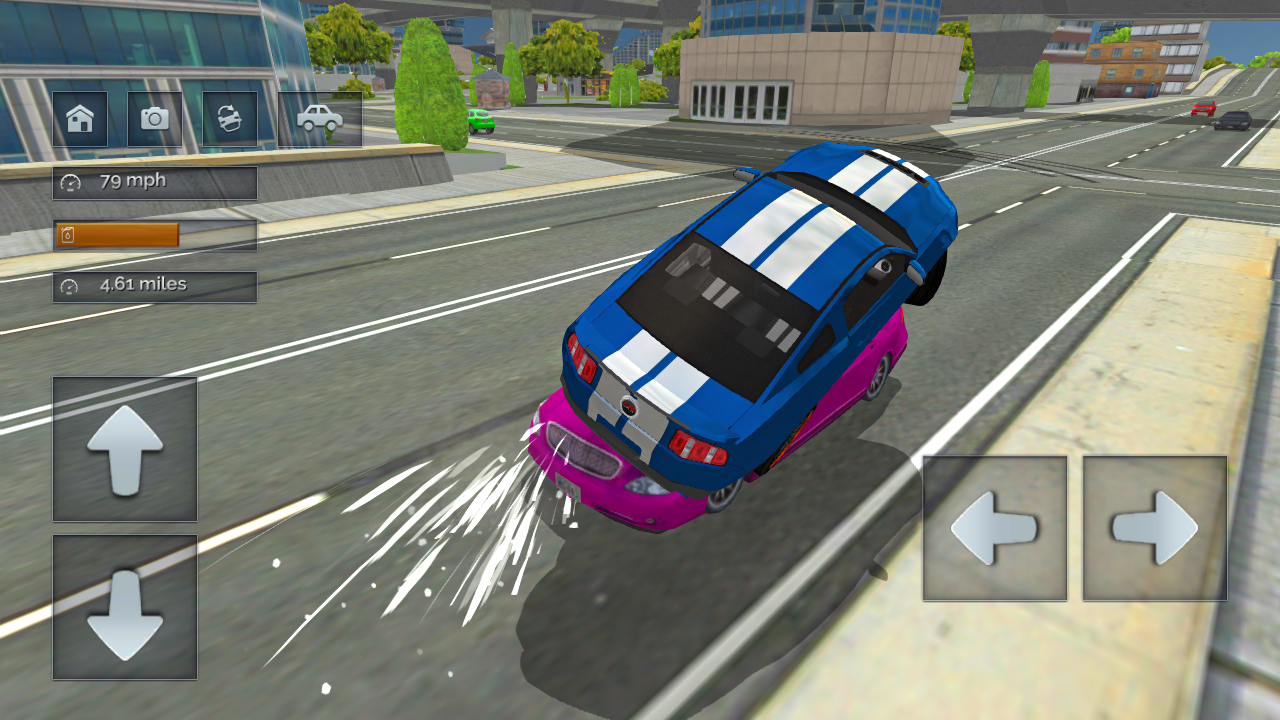 Street Racing Car Driver- screenshot