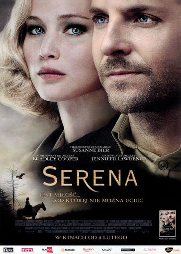 Przód ulotki filmu 'Serena'