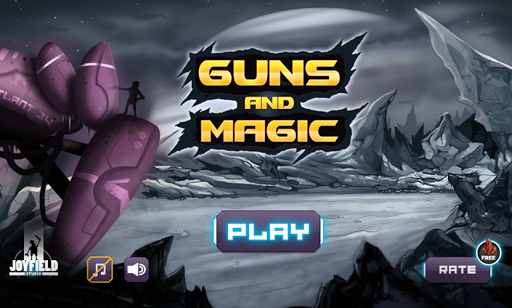 Guns and Magic Hack for the game
