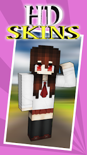 HD Skins For Minecraft Apps On Google Play - Skins para minecraft pe hd