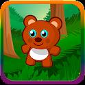 Puzzles animals icon
