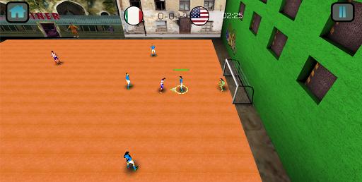 Soccer Amateur Challenge