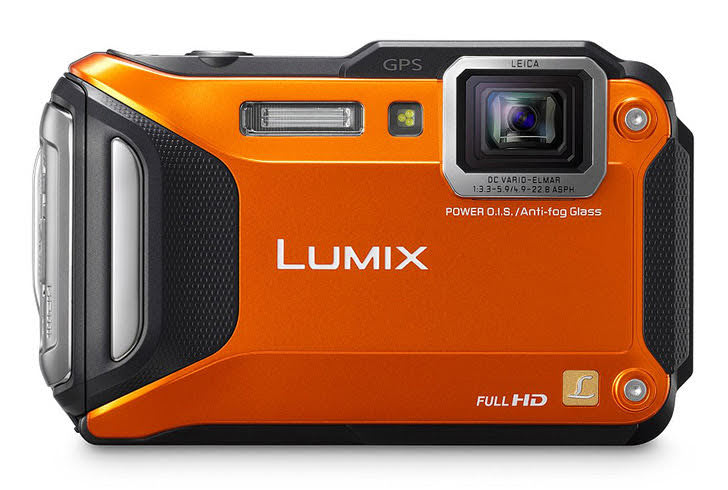 Panasonic DMC-TS6D Lumix (Underwater Photography 101).
