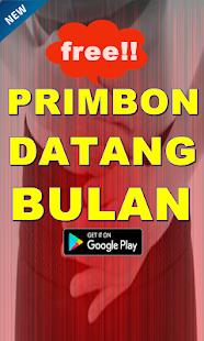 Primbon Haid Datang Bulan - náhled