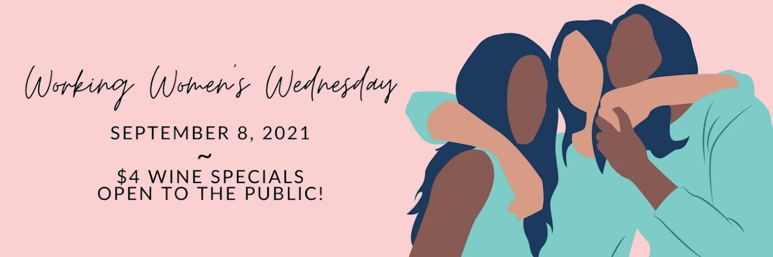 Working Women's Wednesday