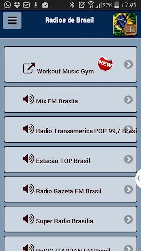 Free Radio Streaming Brasil