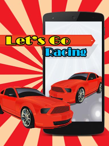 タクシーレーシングカー