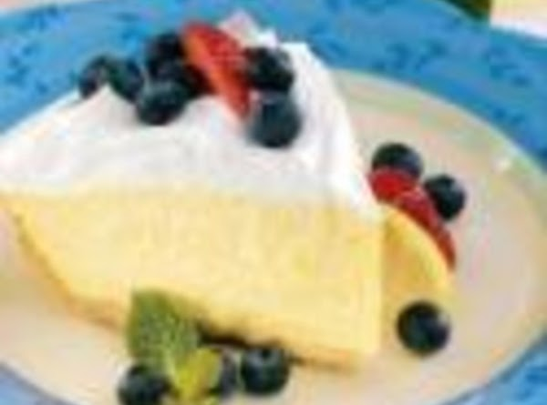 Lemon  Berry Pie Recipe