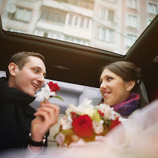 Wedding photographer Sergey Bolomsa (sbolomsa). Photo of 12.02.2018