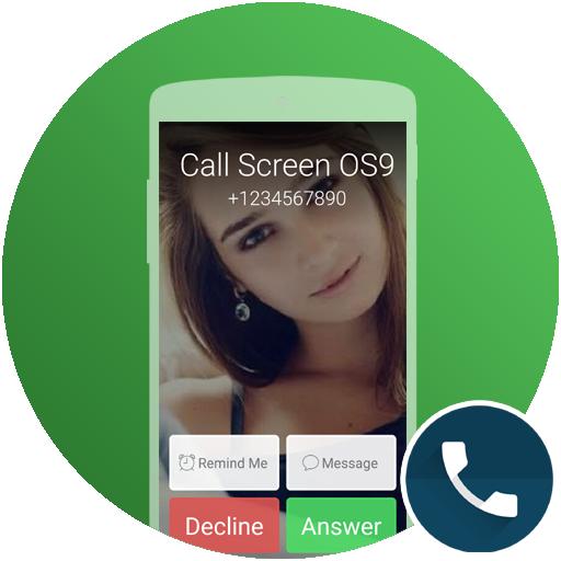 Call Screen Theme OS7
