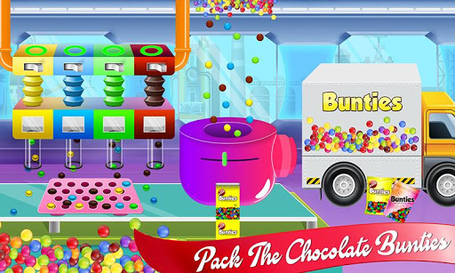 Chocolate Candy Factory: Dessert Bar Baking Maker 1.0 screenshots 7