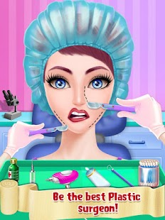 Plastic Surgery Simulator Kids- screenshot thumbnail