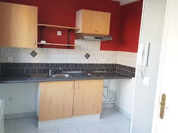 Appartement 2 pièces 31,34 m2
